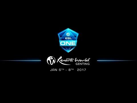 DC vs NewB vs ESL One Genting 2017 Grand Final Game 5 bo5