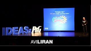 Avi Liran - Delight Operating System