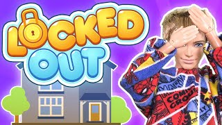 Barbie - Locked Out of the House | Ep.76