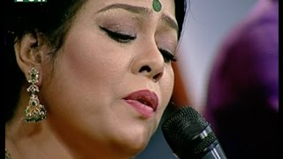 Bangla Musical Show - Je Gaan Gourobe Bohoman l Ferdous Ara Begum 2