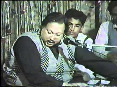 HAJI GHULAM FARID FARIDI. Nusrat Fateh Ali Khan