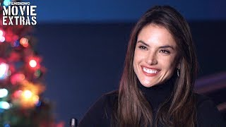 Daddy's Home 2   On-set visit with Alessandra Ambrosio - Karen
