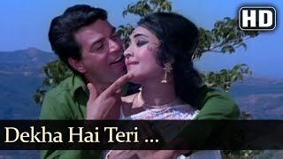 Dekha Hai Teri - Dharmendra - Vaijayantimala - Pyar Hi Pyar - Hindi Song