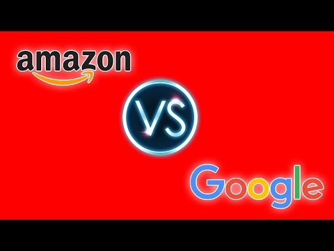 Xxx Mp4 Google And Amazon Are Going After Each Other And It Isn T Pretty 3gp Sex