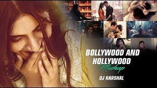 Bollywood X Hollywood Valentines Mashup 2019   DJ Harshal   Sunix Thakor   Love Songs