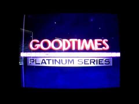 Goodtimes Home Video Plantinum Series Closing Logo With Copyright Screen Information Bumper
