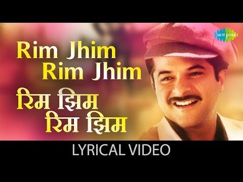 Xxx Mp4 Rim Jhim Rim Jhim With Lyrics रिम झिम रिम झिम गाने के बोल 1942 Love Story Anil Kapoor Manisha 3gp Sex