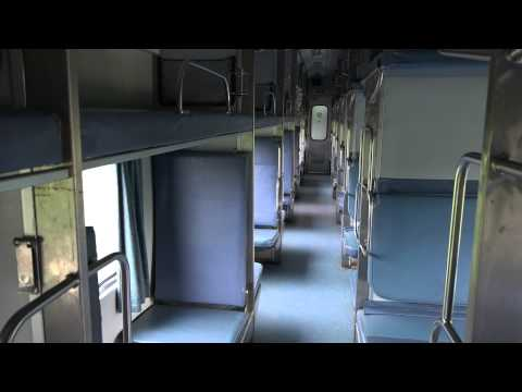 A Look At Flop, Empty  Jaipur Mumbai Central Duronto Express (Totally Empty 3AC Coach)