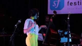 Malvina canta Billie's Blue's| Tributo à Billie Holiday no Savassi Festival
