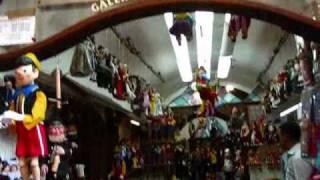 Prague Travel: Karlova Street, Famous for its Souvenir Shops