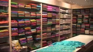 Karachi's silk business hanging by thread