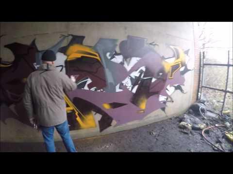 Graffiti Ghost EA & Alert HA Burners Episode 1