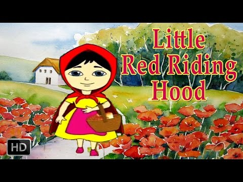 Little Red Riding Hood Full Story Grimm s Fairy Tales
