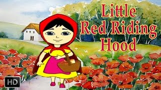 Little Red Riding Hood - Full Story - Grimm