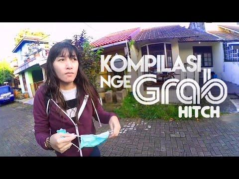 #11 Kompilasi Grab Hitch | Cewe Cakep di Akhir Video