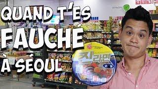 #3 Une journée à Séoul pour 3000 wons - En mode survie