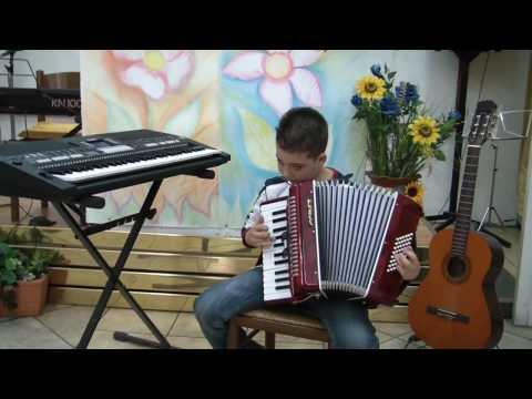 Salvatore Calabrese il ritorno del piccolo genio della fisarmonica
