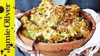 The Best Cauliflower Cheese | Jamie Oliver