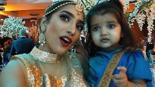 VLOG: INDIAN WEDDINGS ARE THE BEST!