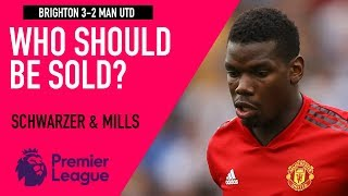 """Pogba shouldn't be captain"" | Brighton 3-2 Man Utd | Astro SuperSport"
