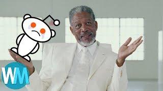 Top 10 Cringiest Celebrity Reddit AMAs