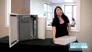 Blueair Air Purifier Filter Change; Fits 400 Series Air Purifiers