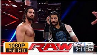 WWE Monday Night Raw 22th May 2017 Full Show — WWE RAW 22/5/2017 Full show This Week