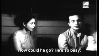 Suno Baranari - Romantic Bengali Movie - Part 5/13 - Uttam Kumar & Supriya Debi