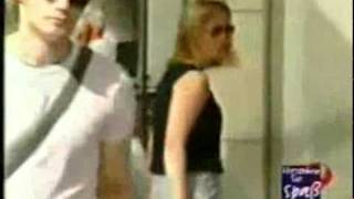 Blowing air prank tricks these skirt wearing babes.flv
