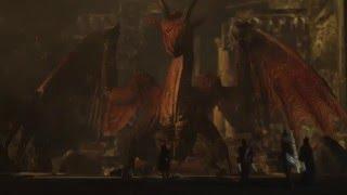 Dragon's Dogma: Grigori's Speech/Cutscene Before Dragon Battle