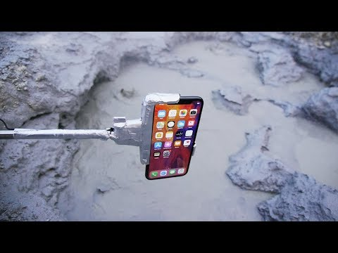 Xxx Mp4 What Happens If You Dip An IPhone X In Boiling MudPot 3gp Sex