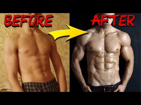 Sick!!! Body Transformation Challenge | How to become a fitness model