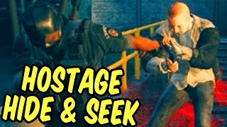 Hostage Hide and Seek - Rainbow Six Siege Funny Moments & Epic Stuff