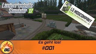 LS17 - Stappenbach #001 | Es geht los! | Let's Play [HD]