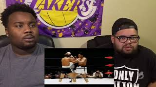 R.I.P TO THE GREAT!!-Muhammad Ali - Amazing Speed 2016-REACTION!!