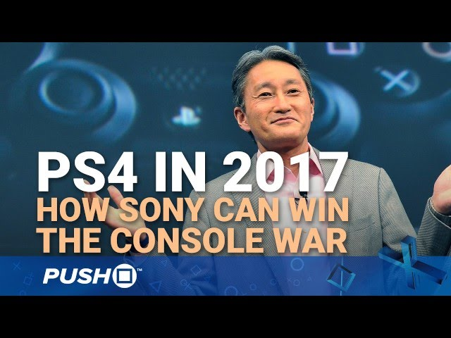 PS4 2017: 5 Ways Sony Can Win the Console War | PlayStation 4 | Opinion