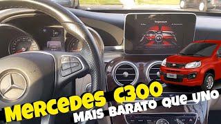 MAIS BARATA QUE UNO Mercedes C300 2015 4Matic
