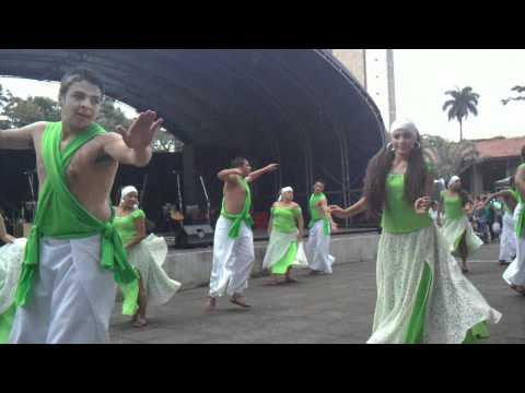Orgullosamente Ticos Festival Calypso Costarricense 2010