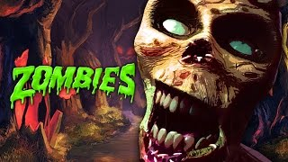 TODESWALD: FOREST OF THE UNDEAD (Black Ops 3 Custom Zombies)