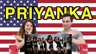 Americans React To Priyanka Chopra