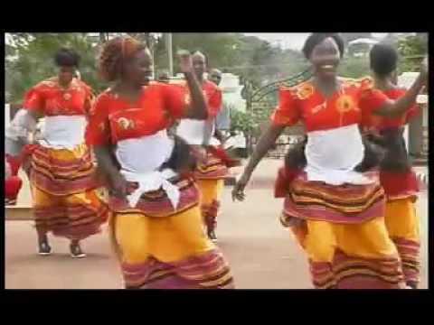 BUGANDA HOMELAND TRADITIONAL MUSIC