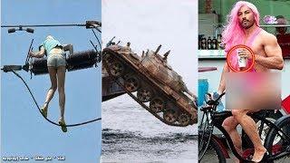 أغرب الأشياء التى لا يمكن أن تراها الا في روسيا !!