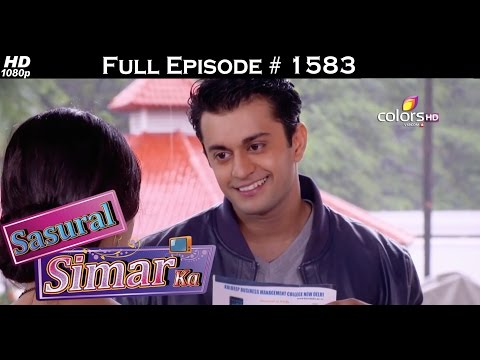 Sasural Simar Ka - 9th August 2016 - ससुराल सिमर का - Full Episode (HD)