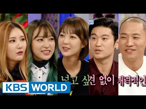 Hello Counselor - Dynamic Duo, EXID (2015.11.30)