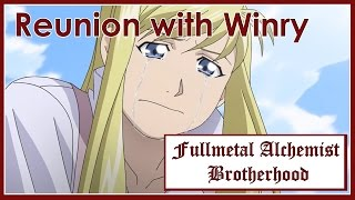 Fullmetal Alchemist Brotherhood - Reunion with Winry [English Dub]