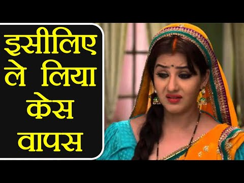 Xxx Mp4 Shilpa Shinde REVEALS Why She Withdraws Case Against Bhabhi Ji Ghar Par Hain Producer FilmiBeat 3gp Sex