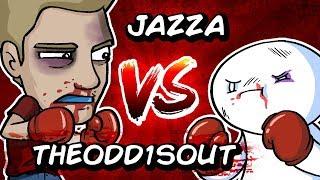 JAZZA VS. THEODD1SOUT - It