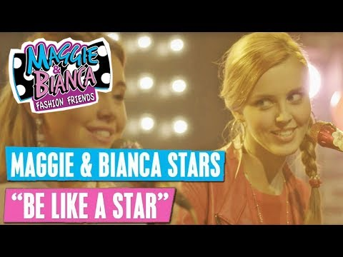 MAGGIE & BIANCA Fashion Friends 🎵 Be Like a Star #MusicMonday | Disney Channel Songs