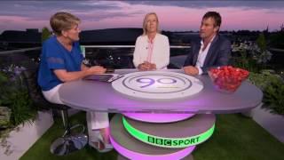 Tough words by Martina and Pat Cash about Bernard Tomic, 2017-07-04