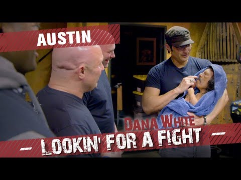 Dana White Lookin' for a Fight – Season 4 Ep.1